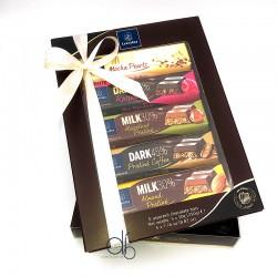 Geschenkdoos chocoladerepen